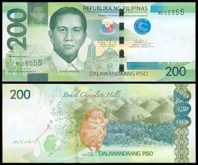 Let's Talk About Money: Philippine Pesos | Amanda Abroad